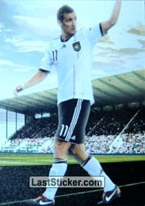 Miroslav Klose (The Strikers)