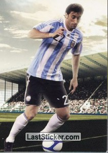 Diego Milito (The Strikers)