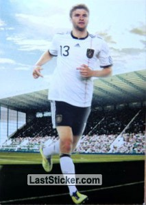 Thomas Muller (The Strikers)
