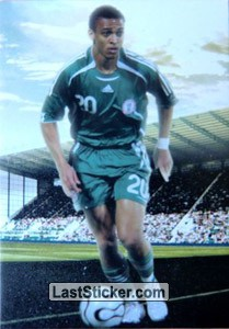 Peter Odemwingie (The Strikers)