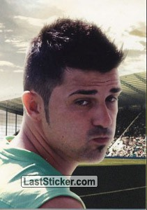 David Villa (The Strikers)