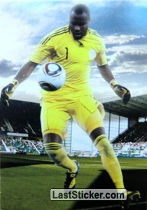 Vincent Enyeama (The Goalkeepers)