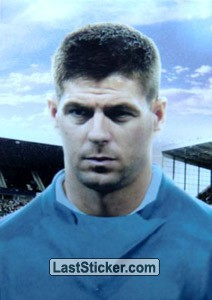 Steven Gerrard (The Midfielders)