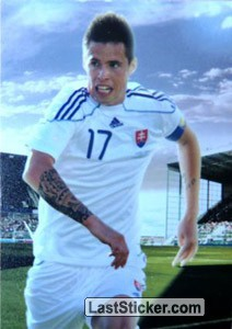 Marek Hamsik (The Midfielders)