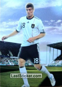 Toni Kroos (The Midfielders)