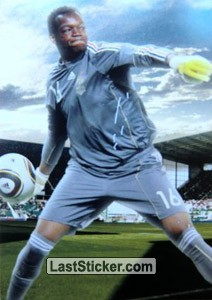 Steve Mandanda (The Goalkeepers)