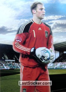 Manuel Neuer (The Goalkeepers)