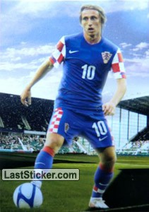 Luka Modric (The Midfielders)