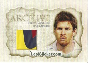 Lionel Messi (The Archive Single)