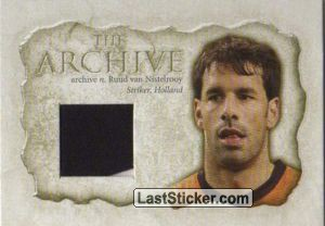 Ruud van Nistelrooy (The Archive Single)