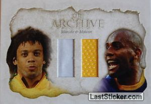 Marcelo / Maicon (The Archive Double)