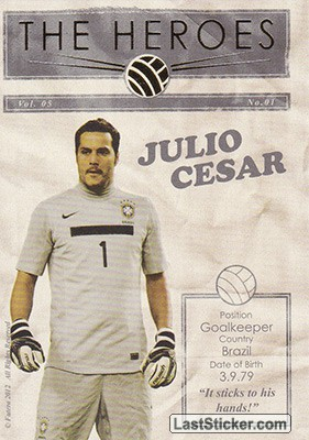 Julio Cesar (The Heroes)