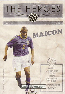 Maicon (The Heroes)