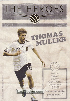 Thomas Muller (The Heroes)