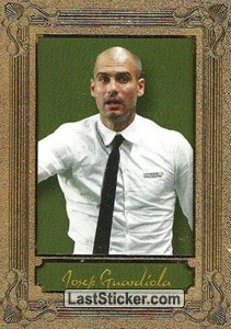 Josep Guardiola (The Managers)