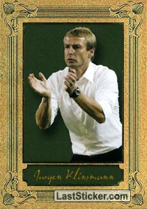 Jurgen Klinsmann (The Managers)