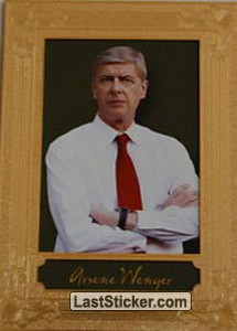 Arsene Wenger (The Managers)