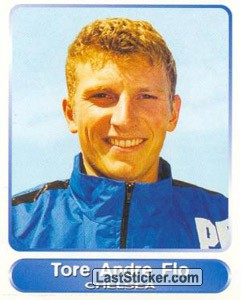 Tore Andre Flo (Your favourite top players)