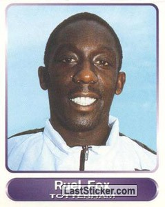 Ruel Fox (Your favourite top players)