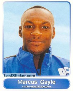 Marcus Gayle (Your favourite top players)