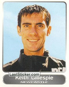 Keith Gillespie (Your favourite top players)