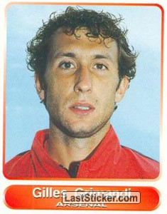 Gilles Grimondi (Your favourite top players)