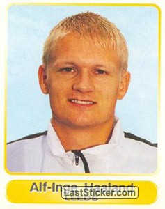 Alf-Inge Haaland (Your favourite top players)