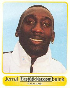 Jerral Floyd Hasselbaink (Your favourite top players)