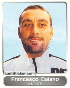 Francesco Baiano (Your favourite top players)