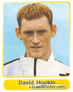 David Hopkin (Your favourite top players)