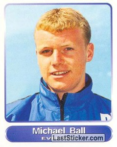 Michael Ball (Your favourite top players)