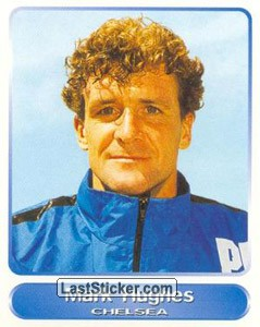 Mark Hughes (Your favourite top players)