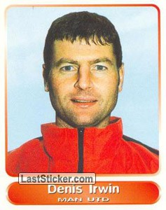 Denis Irwin (Your favourite top players)