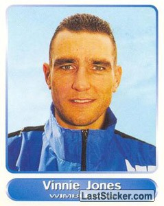 Vinnie Jones (Your favourite top players)
