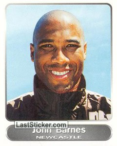 John Barnes (Your favourite top players)