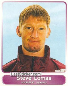 Steve Lomas (Your favourite top players)