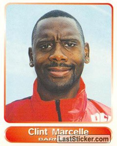 Clint Marcelle (Your favourite top players)