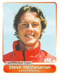 Steve McManaman (Your favourite top players)