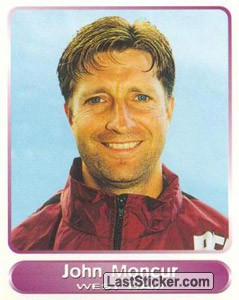 John Moncur (Your favourite top players)