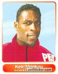 Ken Monkou (Your favourite top players)