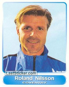 Roland Nilsson (Your favourite top players)