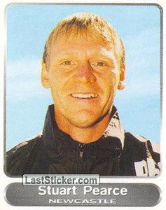Stuart Pearce (Your favourite top players)
