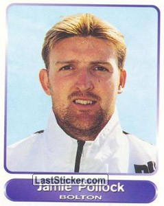 Jamie Pollock (Your favourite top players)