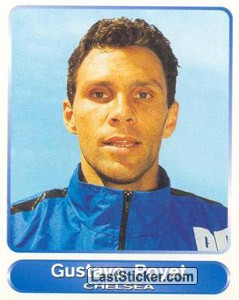Gustavo Poyet (Your favourite top players)