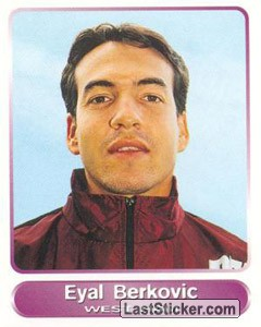 Eyal Berkovic (Your favourite top players)