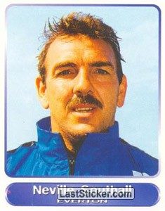 Neville Southall (Your favourite top players)
