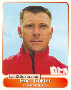 Eric Tinkler (Your favourite top players)