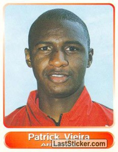Patrick Viera (Your favourite top players)