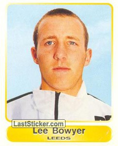 Lee Bowyer (Your favourite top players)