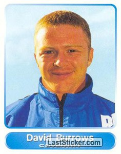 David Burrows (Your favourite top players)